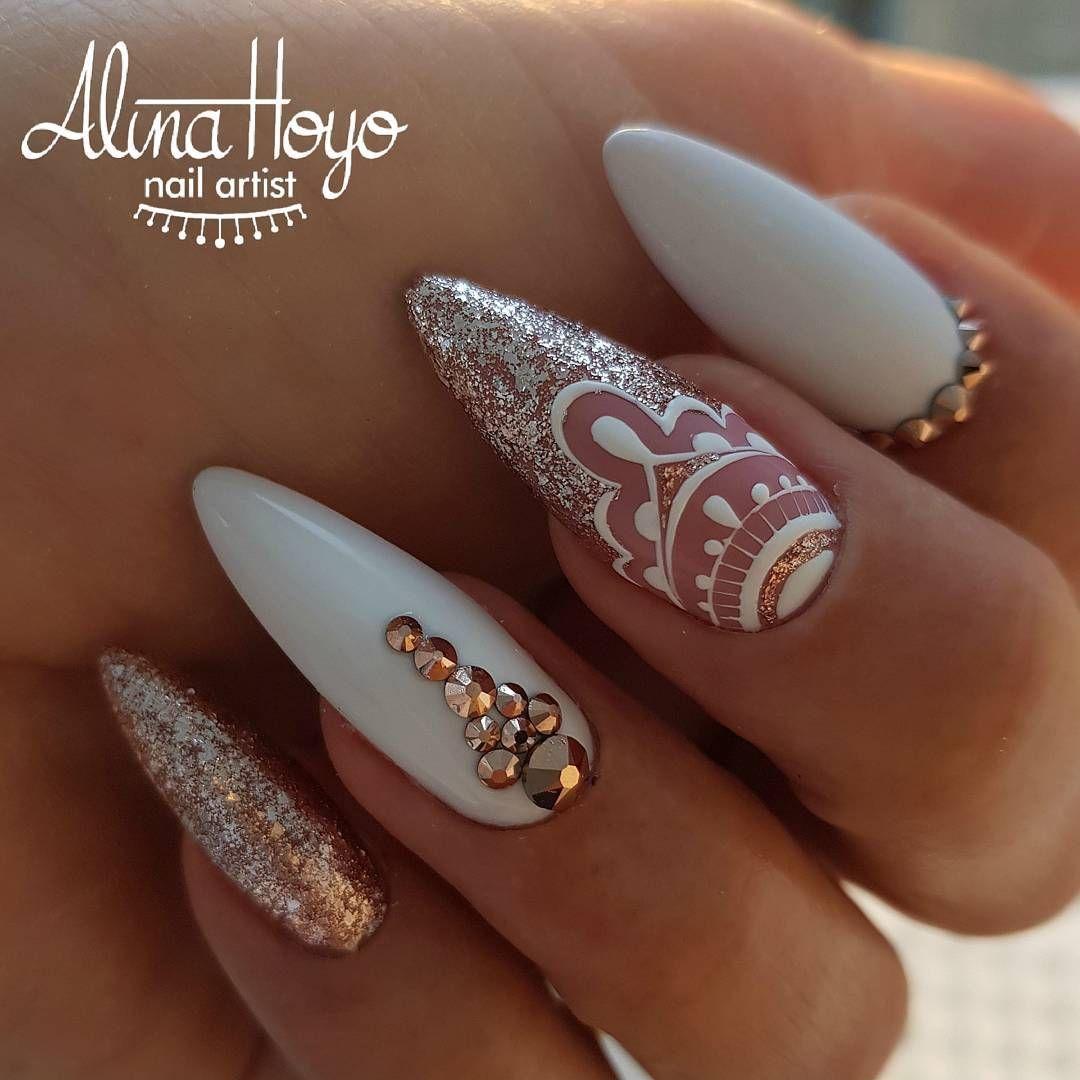 #alinahoyonailartist#jetset#mandala#mandalanails#nailart#nails #nailartmagazine #prettynails #nailtime #nailartaddict#gelnagels…