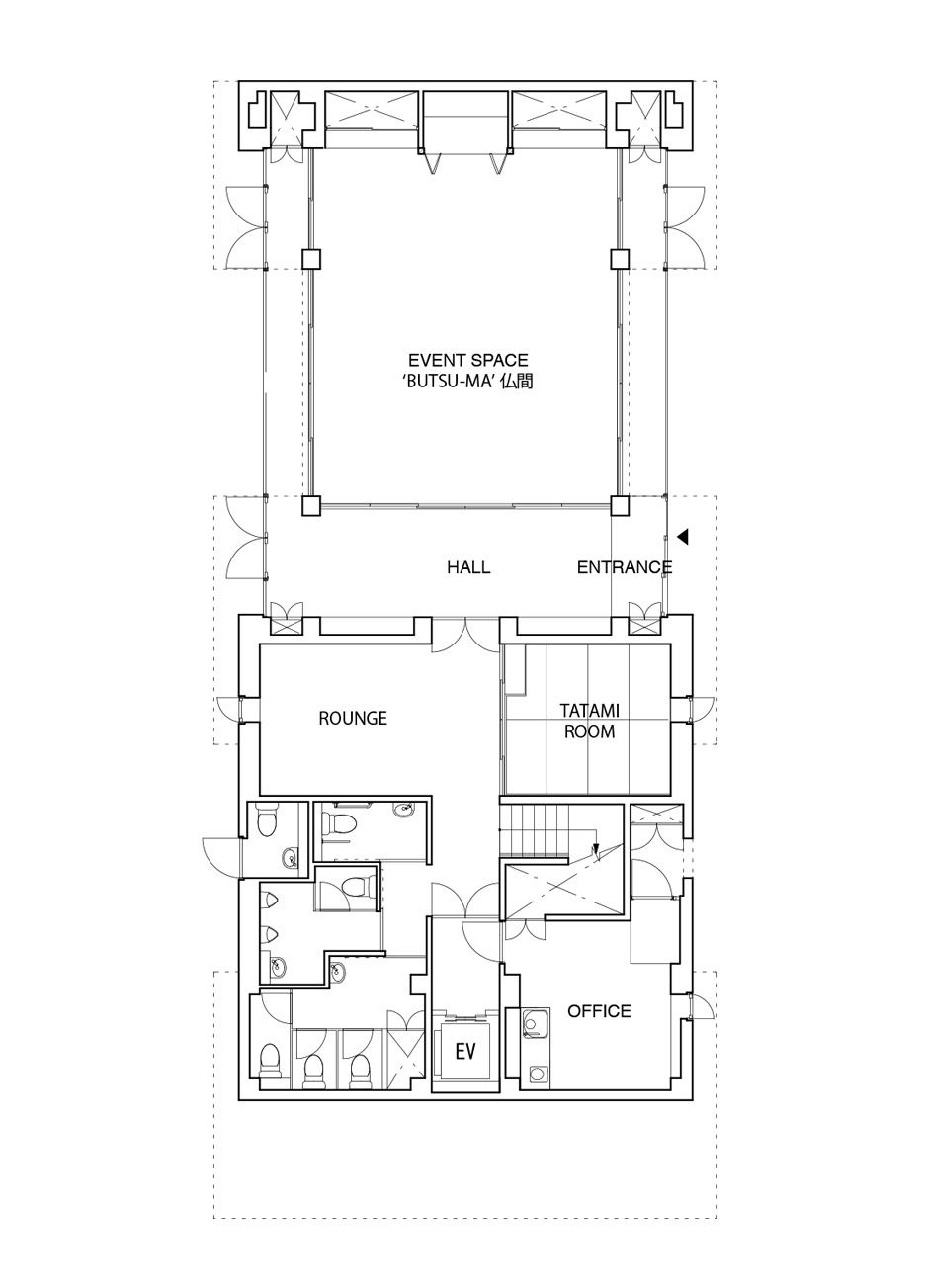 Toru Kashihara Architects Design Stepped Concrete Temple In Tokyo Architect Design Architect Architecture Plan