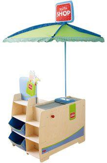 HABA - Erfinder für Kinder - HABA-Mini-Shop - Kaufladenausstattung - Kaufladen - Spielzeug & Möbel