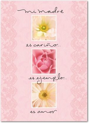 Sinceramente ejemplo de amor mothers day greeting cards sinceramente ejemplo de amor mothers day greeting cards hallmark rose pink reheart Image collections