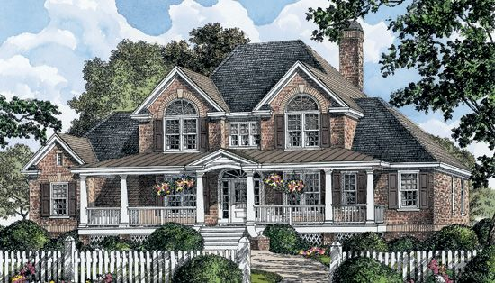 Plan of the week the eastlake 1256 lake house plans for Eastlake house plan