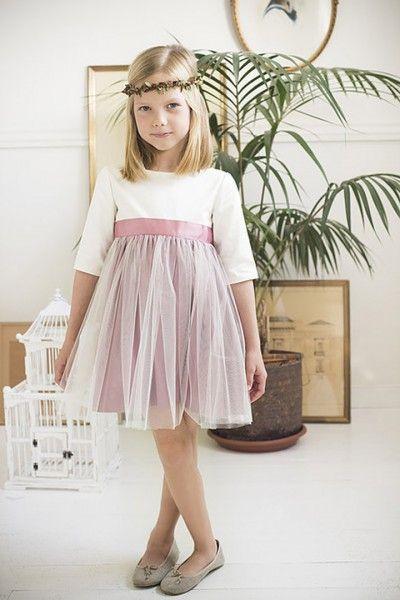 997d84286b Niños de arras - StyleLovely. Niños de arras - StyleLovely Vestido Para  Niñas ...