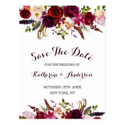 feathers Digital flowers DIY Printable Calendar Spring Save the Date invite Black /& White or Color Wedding Chalkboard leaves