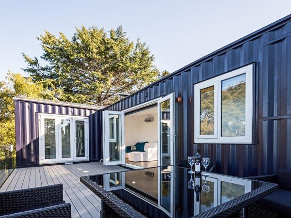 how to build your own shipping container home | cargo container