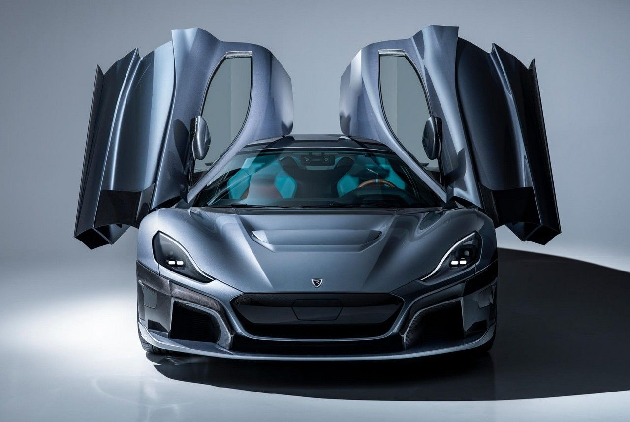 Rimac C Two Electric Gt Hypercar Super Cars Pretty Cars Concept Cars