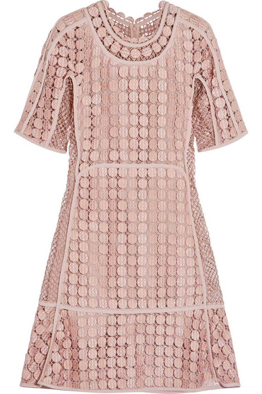 Chloémacramé lace dressfront s t y l e pinterest lace dress