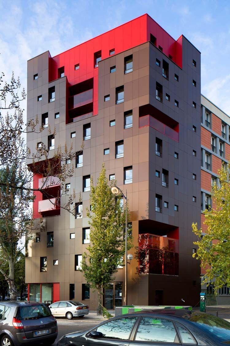 LE TETRiS : KOZ architectes