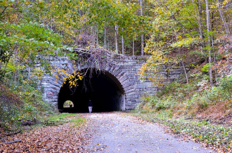 The Road to Nowhere \u2013 Bryson City NC \u2013 Great Smoky Mountains