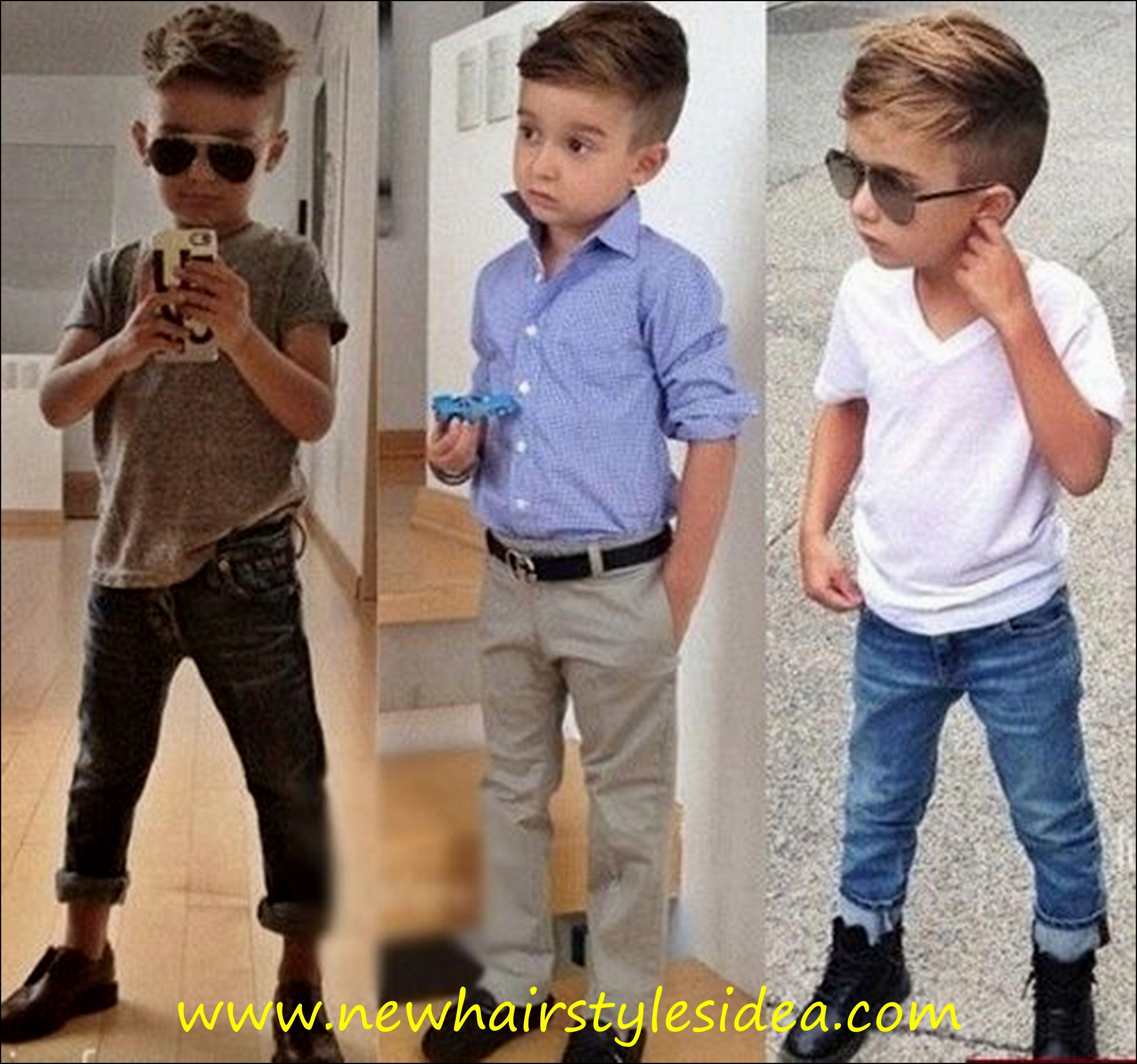 Undercut Hairstyle Toddler Hairstyles Ideas Boy Fashion Kids