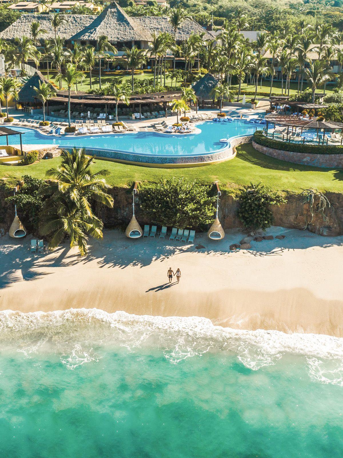 Mexico Te Amo 3 Resorts For Dreamy Retreats Resort Hotels And Resorts Future Travel