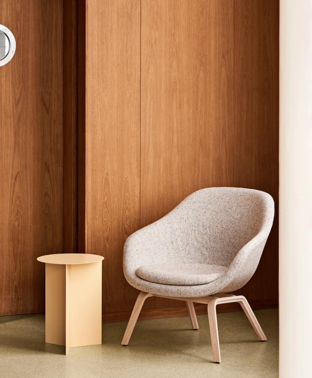 Peachy Aal 83 Lounge Chair From Hay Ffe In 2019 Lounge Chair Ibusinesslaw Wood Chair Design Ideas Ibusinesslaworg