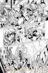 """Soule Finds a Weakness in the Afterlife, Discusses Surprise """"Inhuman"""" Return - Comic Book Resources"""