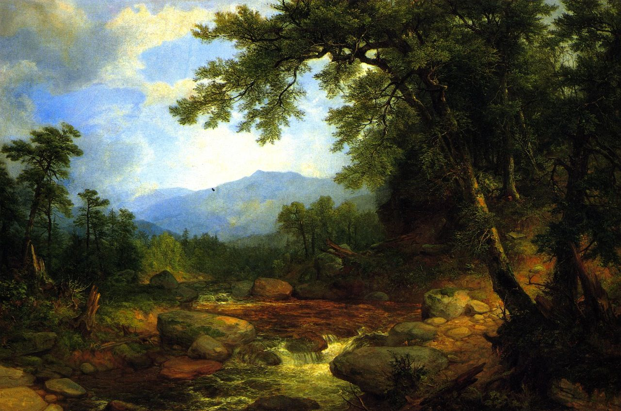 American Landscape Paintings of the 19th Century | Museum of art ...