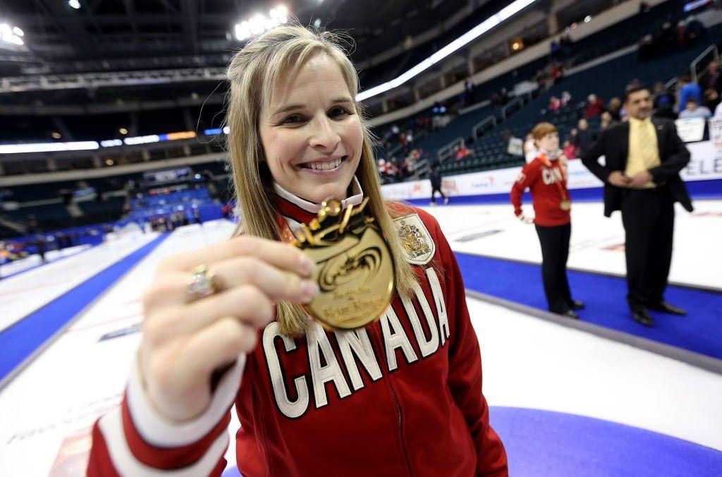 Jennifer Jones rink wins Gold Medal in women's curling
