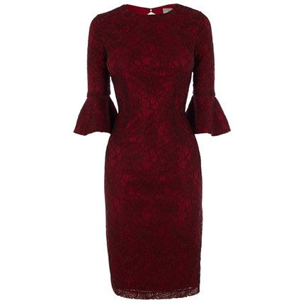 15 Fall Wedding Guest Dresses At Every Budget Guest Dresses Dresses With Sleeves Lace Dress
