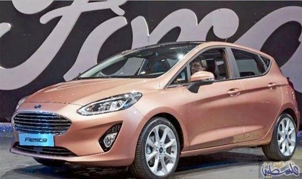 فورد ترفع الستار عن فيستا من الجيل الجديد With Images Ford