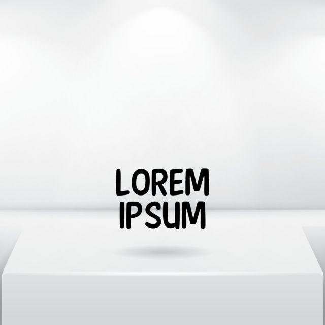 غرفة بيضاء فارغة ناقلات خلفية تصميم المنتجات عرض المحتوى الأعمال النص أبيض Png والمتجهات للتحميل مجانا Design Contents Design White Room