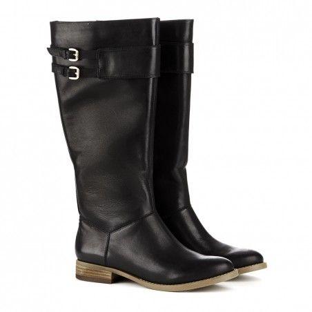 Round toe boots - Neiva