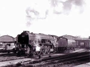 Postcards From Hull Railways Of Hull Railway Hull Railway Station