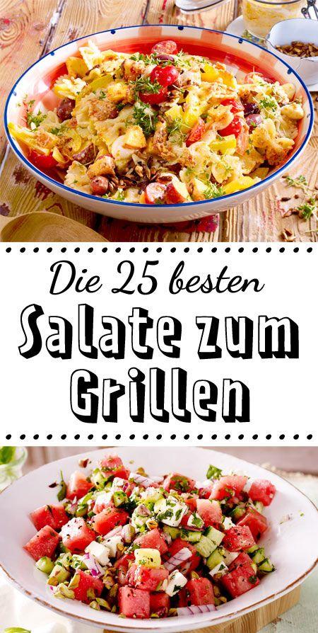 Photo of Salate zum Grillen – das schmeckt zu Würstchen, Steak & Co.