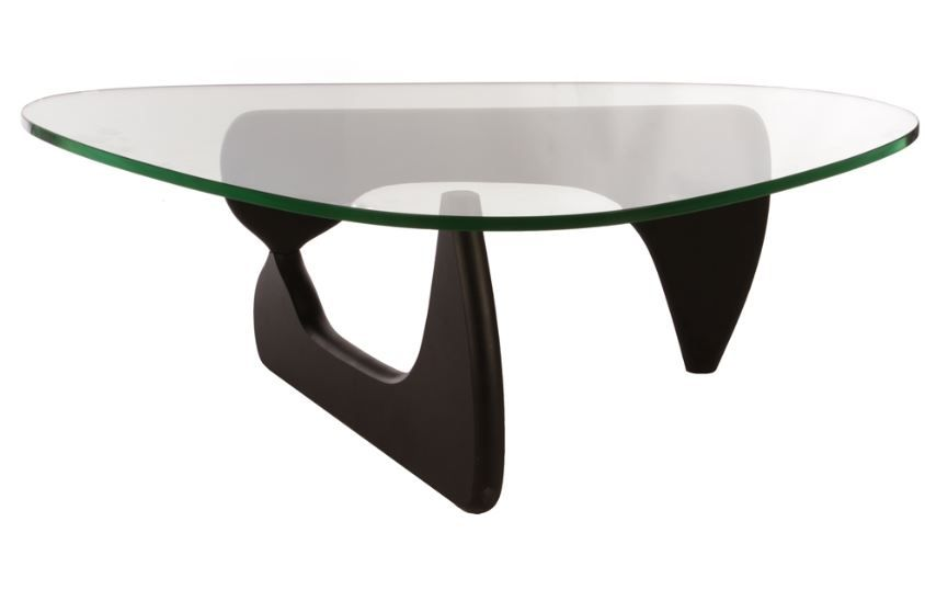 Replica Isamu Noguchi Coffee Table Black Premium Version