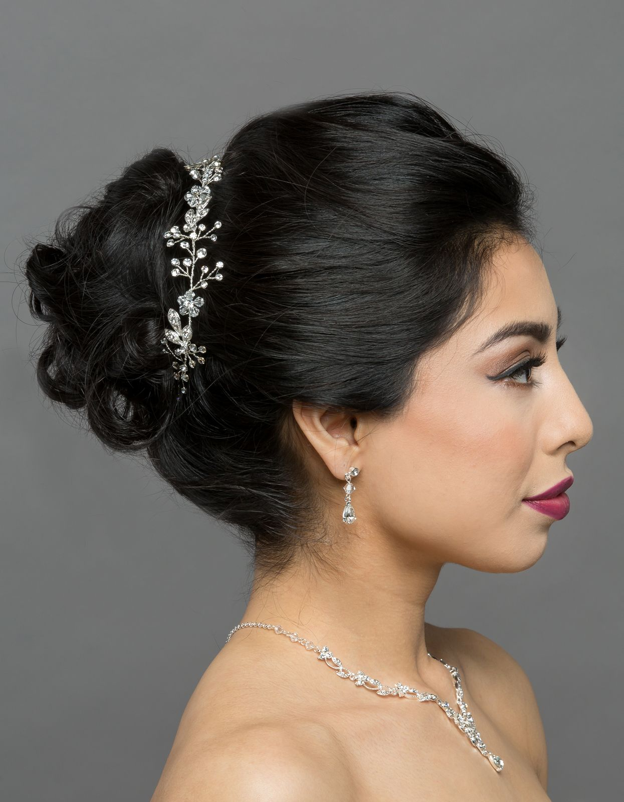 t-4301 - bridal classics | hairstyles