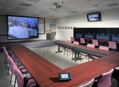 Walter Reed Army Medical Center Conference Rooms