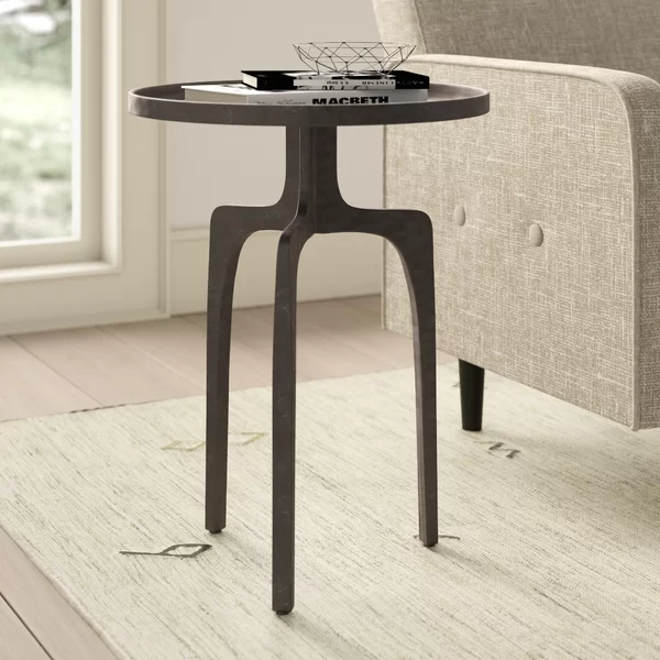 Raymond Tray Table Contemporary End Tables Modern Furniture