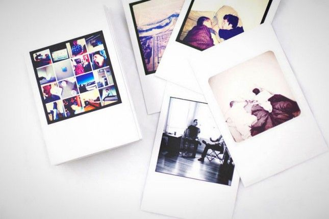 The 5 Best Ways to Turn Your Photos Into a Book via Brit + Co.