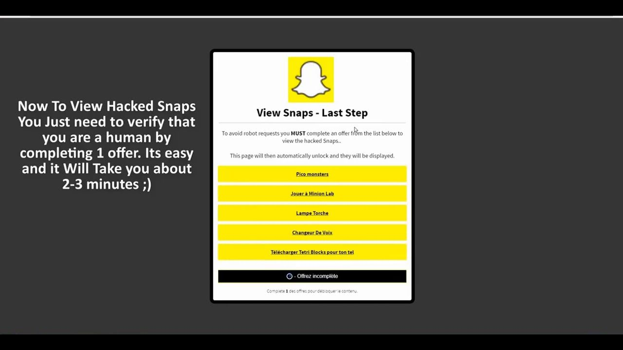 How to Hack Snapchat on IOS 2019 / Android - NO JAILBREAK