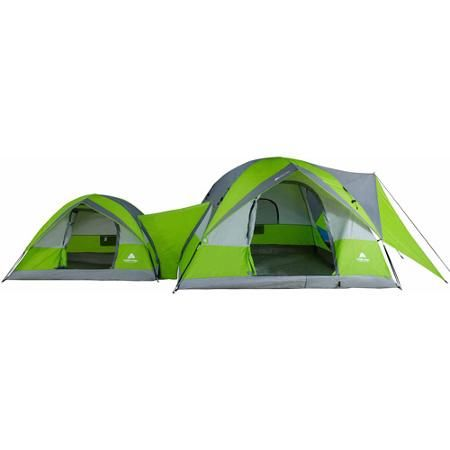 Ozark Trail ConnecTENT 8-Person 2-Dome Tent  sc 1 st  Pinterest & Ozark Trail ConnecTENT 8-Person 2-Dome Tent | Camping | Pinterest ...