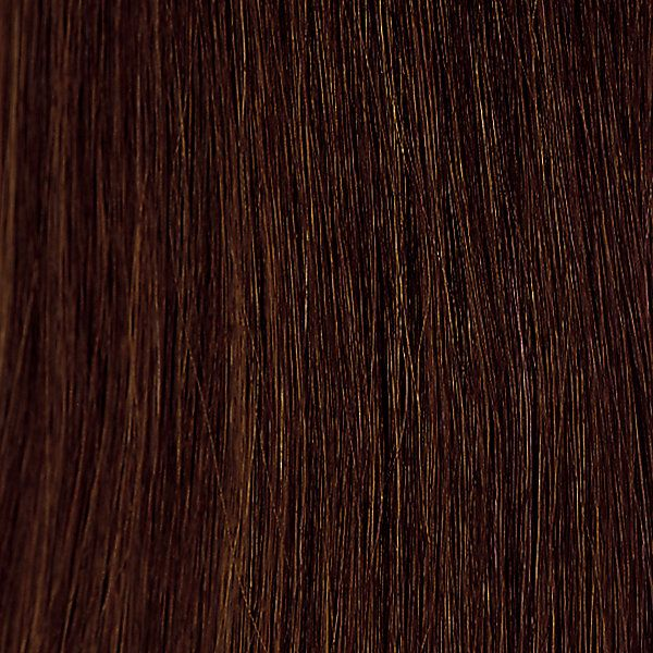 Clip In Dark Brown 14 Inch Human Hair Extensions Hair Extensions