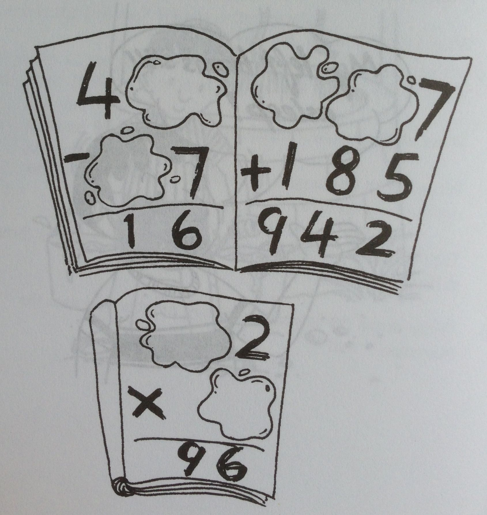 A Grade 3 Singapore Math Question Figure Out The Defaced