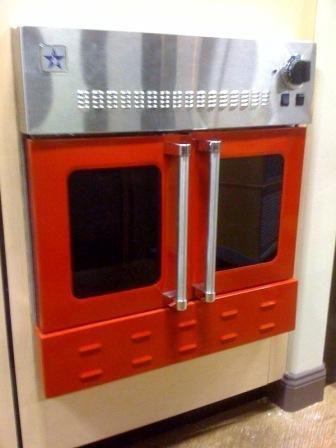 """BlueStar 30"""" Wall Oven on display at AAA Appliance"""
