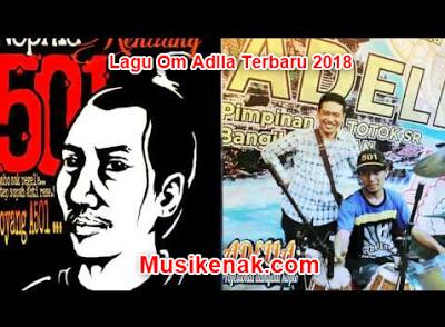 lagu dangdut koplo om adella terbaru mp3