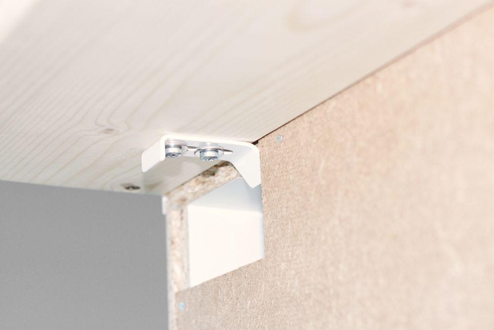 sicherheits-befestigung eines wickelaufsatzes an der rückseite, Hause deko