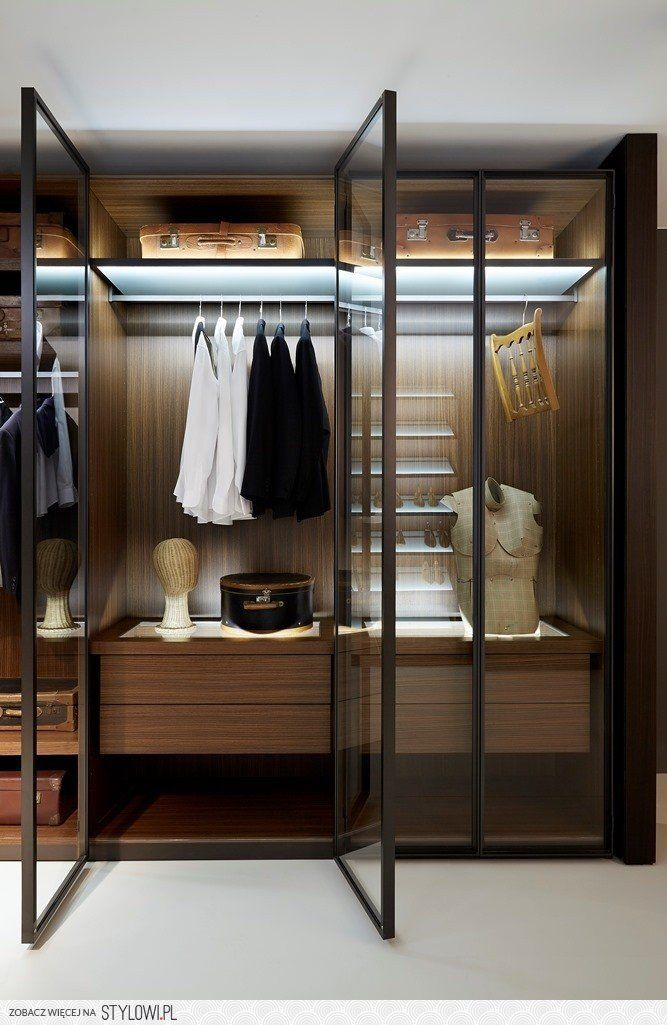 10 Easy Pieces: Modular Closet Systems, High to Low: Re… na Stylowi ...