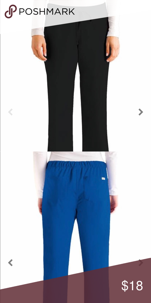 7603584e588 Grey's Anatomy scrub pants Classic Grey's anatomy scrub pants in black.  Size small petite.