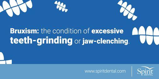 Words Definition Language Bruxism Teeth Grind Learn
