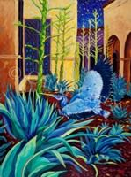 """: Vision from a Dream, 30"""" x 40"""", Oil by Cathy Carey 2014"""