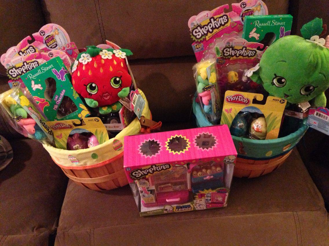 Shopkins easter baskets easter basket 2015 pinterest shopkins easter baskets negle Image collections