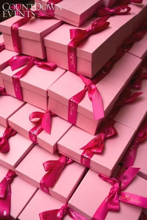 What S Inside The Pink Box