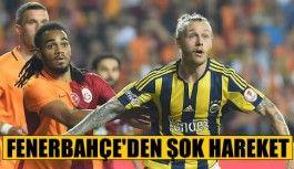 Fenerbahçe'den maç sonrası şok hareket