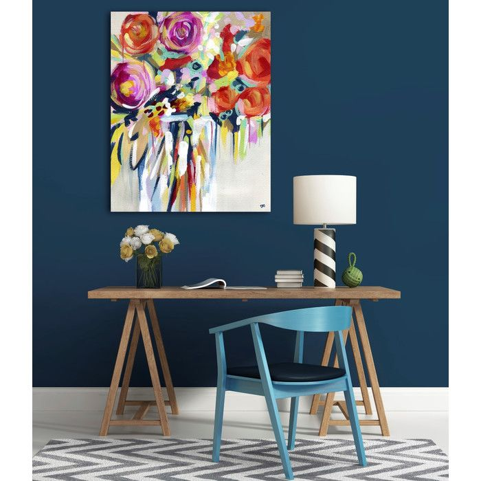 Secret Garden Canvas Print, Oliver Gal | Joss & Main