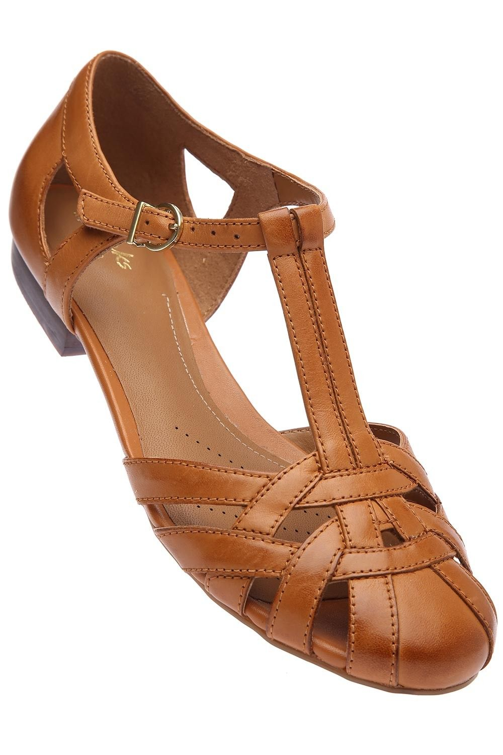 Sandals for Women On Sale in Outlet, Dark Cognac, Leather, 2017, 7.5 Chie Mihara