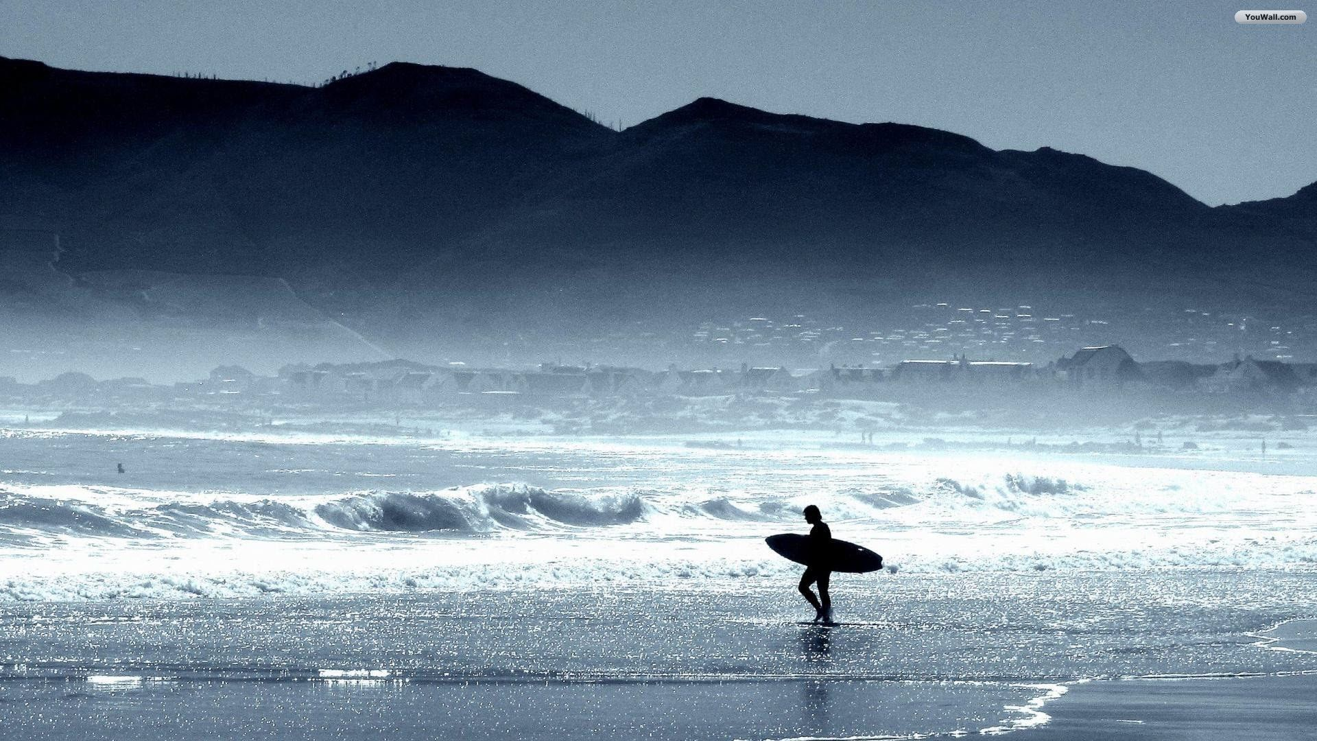Surfing Wallpaper HD