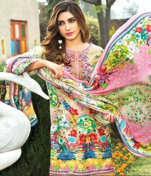 Motifz Allure Digital Silk Season 2016 Vol 1