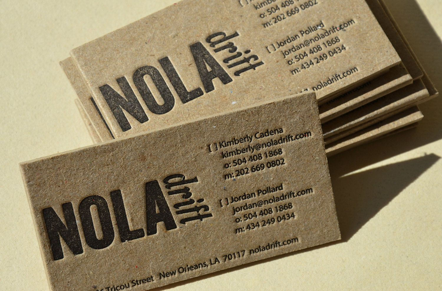 Letterpress business cards usa google search letterpress shop for business cards on etsy the place to express your creativity through the buying and selling of handmade and vintage goods reheart Images