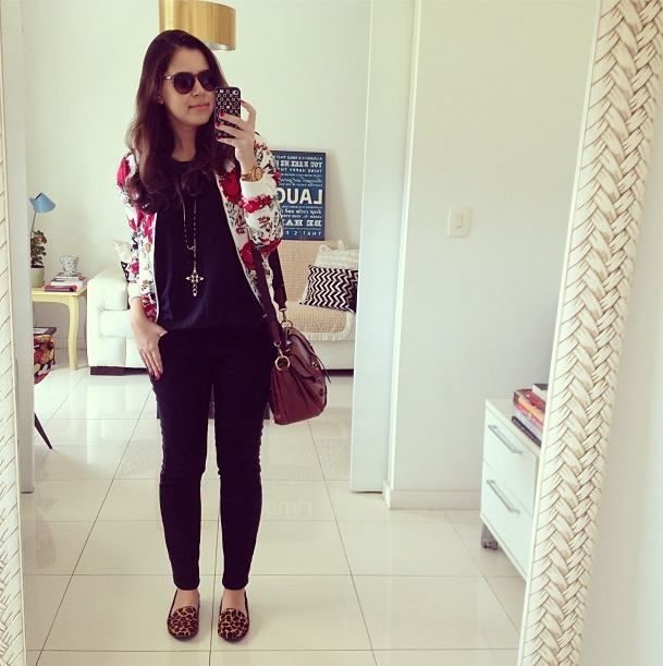 Floral Bomber Again!