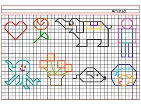 Dibujos En Cuadriculas C02 Dibujos En Cuadricula Cuadricula